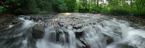 Corbett's Glen Middle Falls