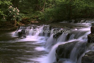 20050530 Postcard Falls in Corbetts Glen