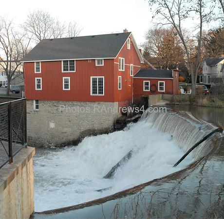 Waterfalls of Rochester