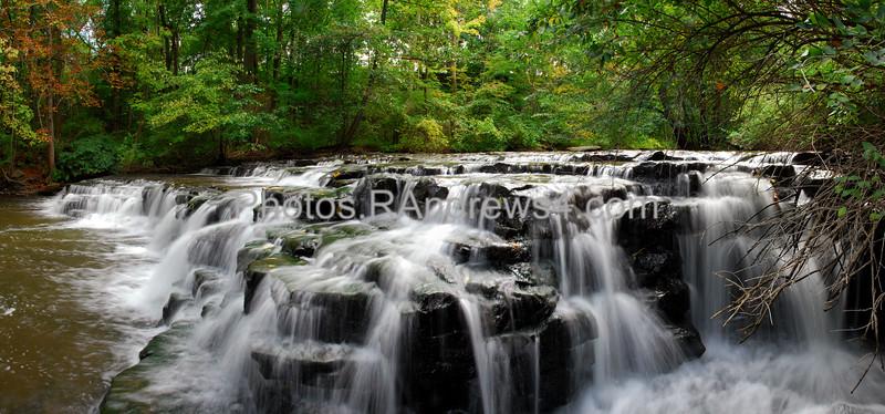 20100919 Post Card Falls in Corbetts Glen