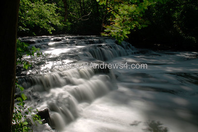 Postcard Falls in Corbett's Glen