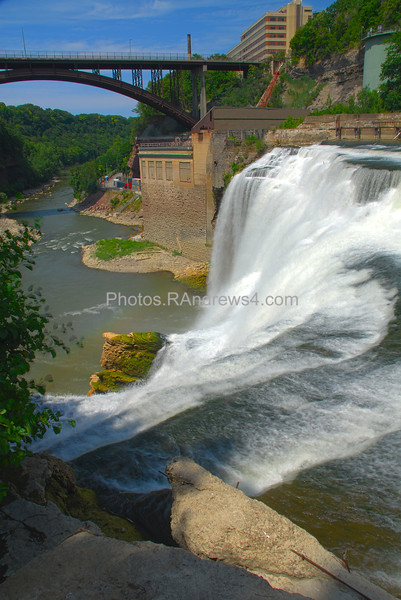 20120708 Lower Falls of the Genesee