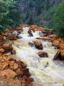 Colorado stream 7/27/15