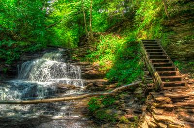 Onondaga Falls 15'