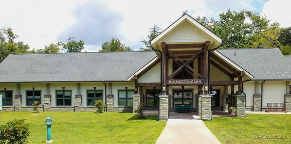 2013/08/02 Ricketts Glen State Park. PA