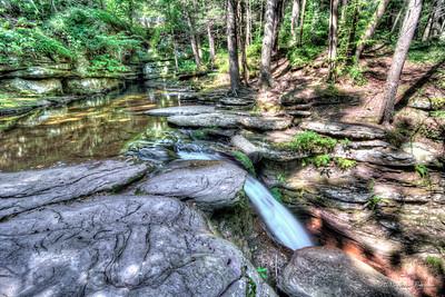 Adams Falls 36'