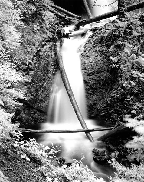 Lower Murhut Falls