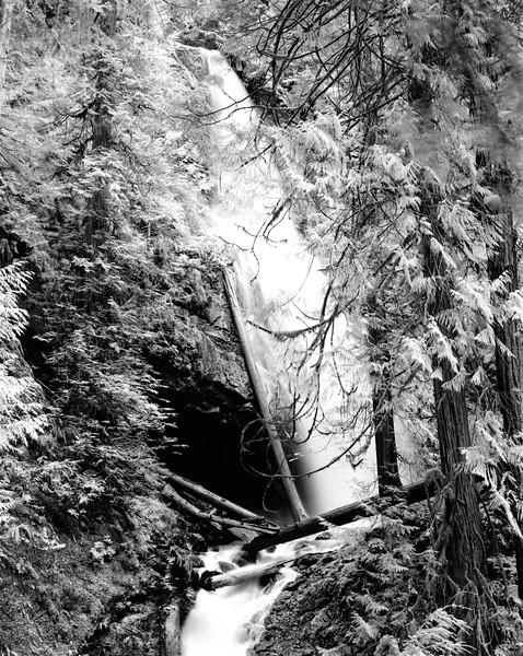 Upper Murhut Falls