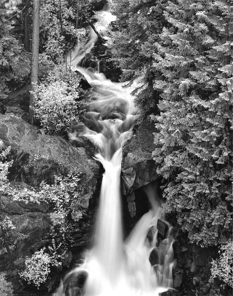 Falls Creek, Okanogan  (II)