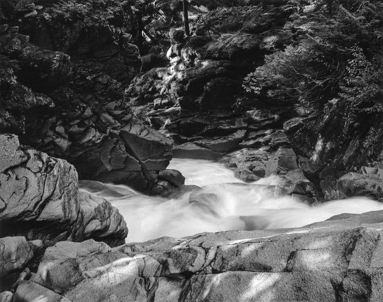 White River Falls  III