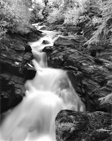 White River Falls  I