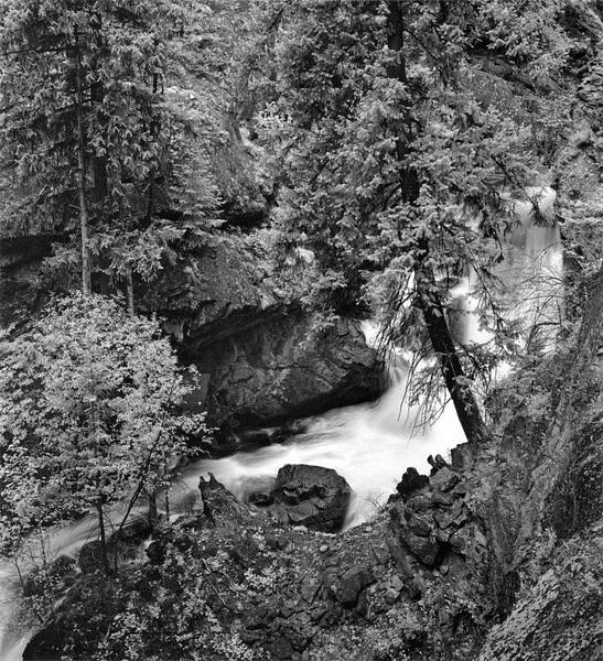 Falls Creek, Okanogan  (III)