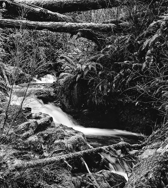 Cascade Falls, Upper II