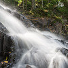 Twin Falls - Tooley Pond Tract - Adirondack Mtns