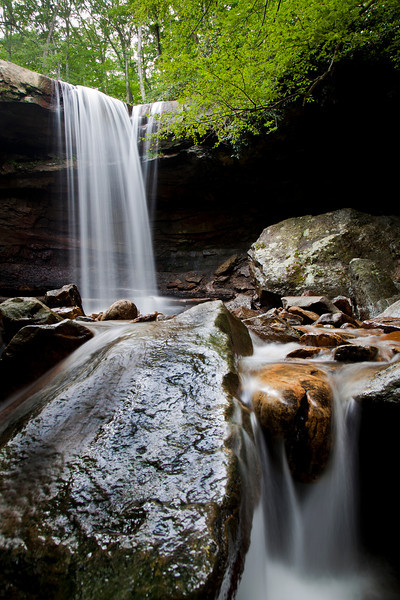 Cucumber Falls,<br /> Ohiopyle, PA<br /> (IMG_3283)