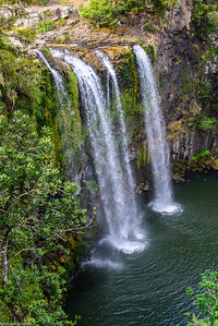 Whangarei Falls, North Island New Zealand