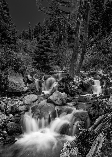 Mill Creek, Lassen Volcanic NP