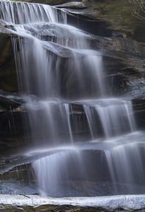 Bark Creek Trail. Daniel Boone National Forest.