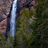 Treasure Falls on Wolf Creek Pass