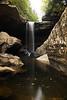 11 September 2009.  Eagle Falls, McCreary County, Kentucky.