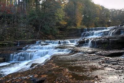 Wiscoy Falls 2