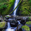 Ruckel Creek Falls; Columbia River Gorge