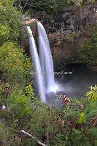 Wailua Falls, Kauai, HI