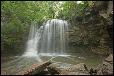 Haden Falls, Dublin, Ohio