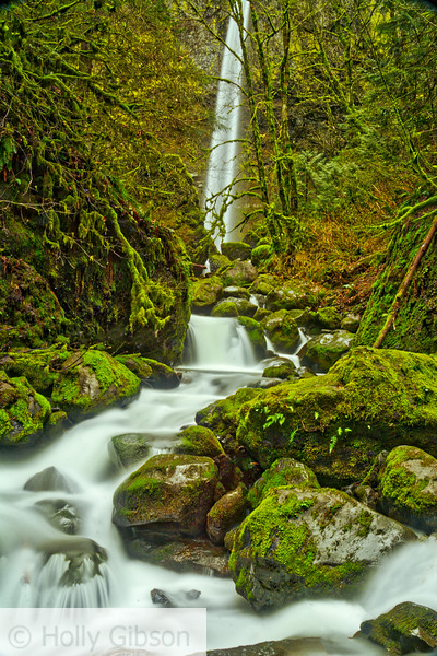 Elowah Falls - Columbia River Gorge - 179