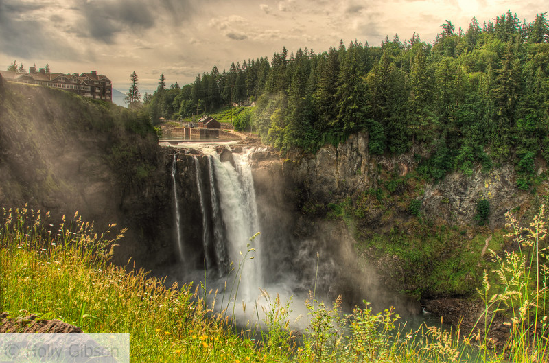 Snoqualmie Falls - 77
