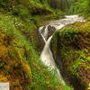 Twister or Crisscross Falls - 62