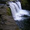 Waterfall behind Punchbowl Falls - 12