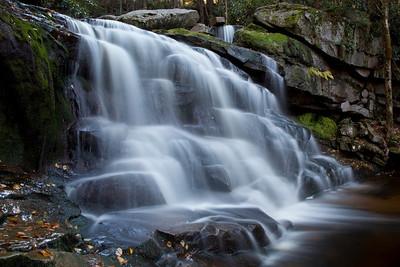 Falls of Shays Run, WV Middle Falls (IMG_1918)