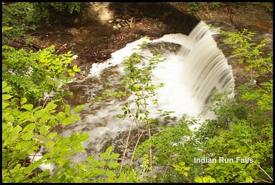 Indian Run Falls, Dublin, Ohio