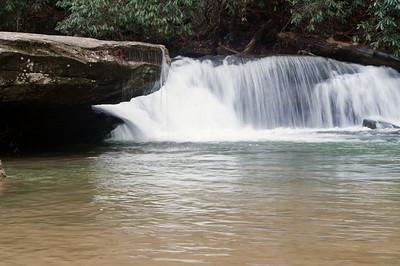 Bark Creek. Daniel Boone National Forest.