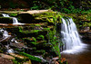 Cayuga Falls<br /> Ricketts Glen State Park<br /> 090113