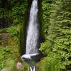 Falls on the Eagle Creek trail - 22