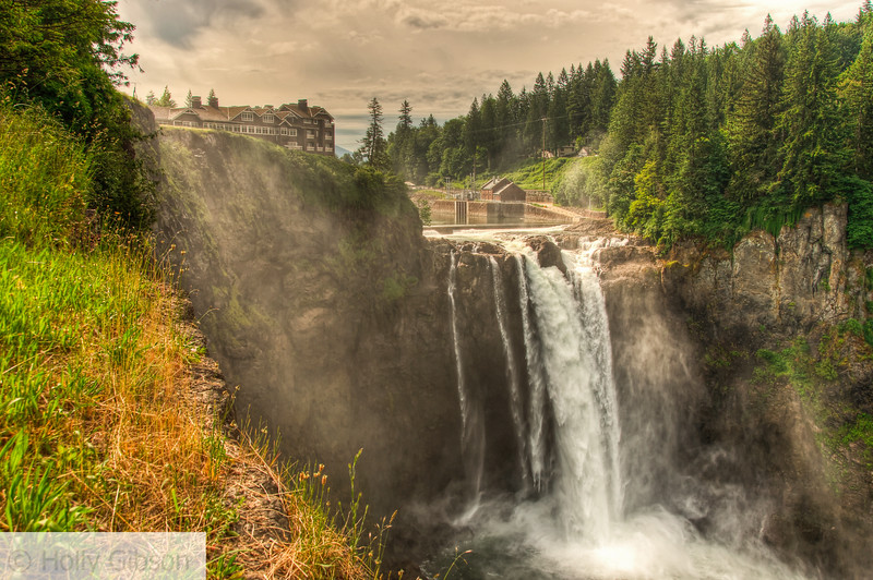 Snoqualmie Falls - 79