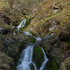 Waterfall on the Dalveen Pass - Dumfries & Galloway, Scotland (April 2018)