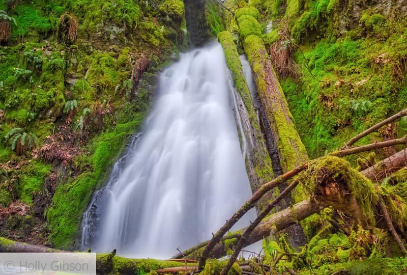 Summit Creek Falls