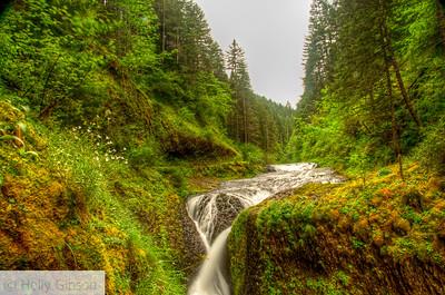 Twister or Crisscross Falls