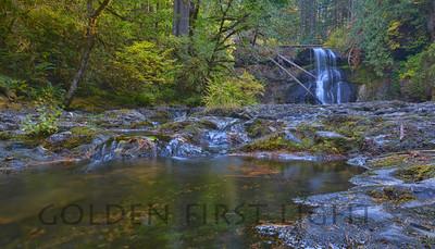 Silver Creek State Park, Oregon