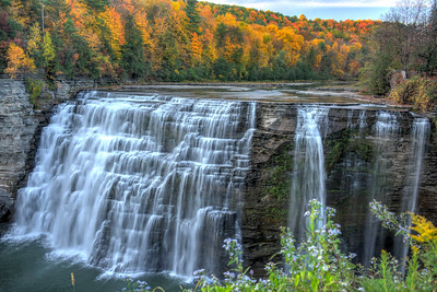 Letchworth Middle Falls