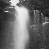 Rainbow Falls, Black and White