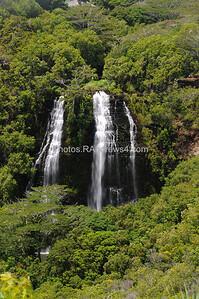 Opaeka'a Falls, Kauai, HI
