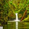 Punchbowl Falls - Eagle Creek