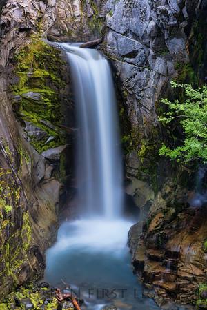 Christine Falls, Mt Rainier National Park