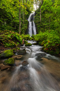 Kumoi No Taki - Kumoi Waterfall