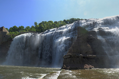 Lower Falls, Rochester, NY