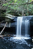 Dog Slaughter Falls. Daniel Boone National Forest.